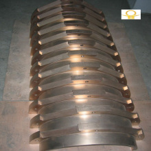 ODM for Bronze Sleeve Bushing Copper sleeves for paper machine export to Togo Wholesale