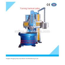 Torno CNC columna vertical precio ofrecido por una columna de fabricación de torno vertical