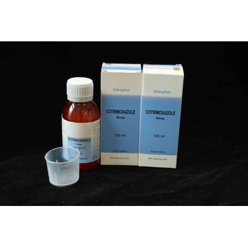 Co-trimoxazole Oral Suspension 240mg/5ml