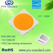 5 anos de garantia EMC 3030 LED SMD 3V 9V 18V 27V 36V 48V