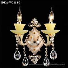bedside wall lamp crystal sconce chandelier