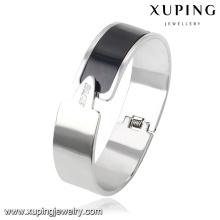 51547 moda simples de alta qualidade em aço inoxidável jóias pulseira para as mulheres