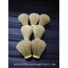 24mm White Boar Hair Shaving Brush Knot