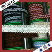 Fraldas e acabamentos New Curtain GIMP Tassel para Sofa, Valance, Tapeçaria, Tapete e Cobertura, Acessório de cortina