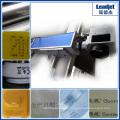 Máquina de impresión plástica de la botella de la fecha de vencimiento de Leadjet Inkjet