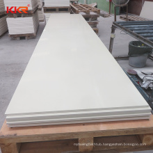 Acrylic sheet solid surface sheet natural marble color match