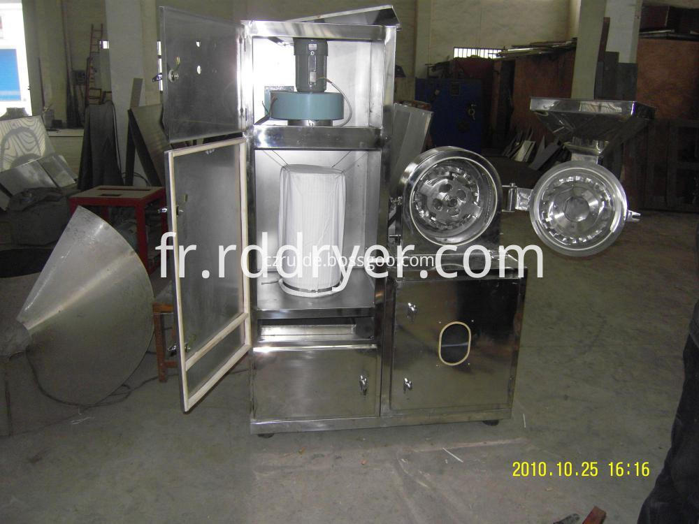 Tea Powder Grinding Machine