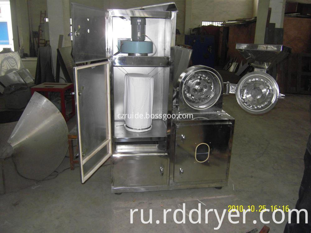 1. Universal Grinding Machine made by all stainless steel 2. Universal Grinding Machine reach GMP 3. Universal Grinding Machine is Spice Grinding Machine 4. Universal Grinding Machine is Spice Mill Machine 5. Universal Grinding Machine is Spice Crushing Machine