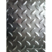 Cold Rolled 2b Finish Embossed Finish Stainless Steel Sheet For Construction Field
