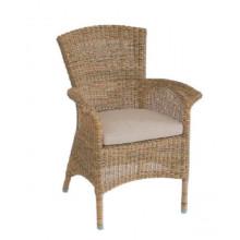 Chaise de rotin meubles jardin osier Set Patio extérieur