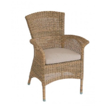 Jardim vime conjunto pátio ao ar livre mobiliário cadeira do Rattan
