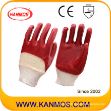 Anti-Öl-PVC getaucht Arbeitsschutzhandschuhe (51101)