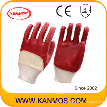 Anti-Oil PVC Dipped Industrial Safety Work Gloves (51101)