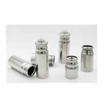 MDI canister plain canisters