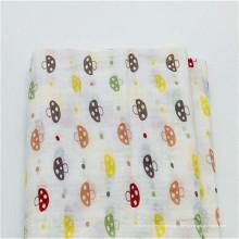 Fournisseur d'usine tissu mousseline couverture souple