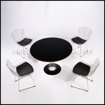 Meeting Room Replica Bertoia Wire Chair Noguchi Table (SP-CT392)