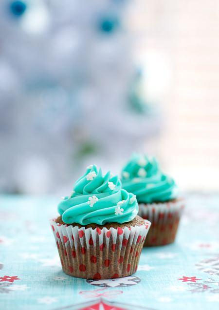 Mini cupcake liner