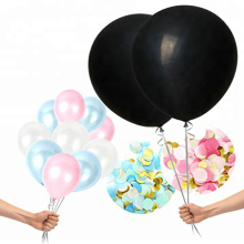 GIANT GENDER REVEAL BALLOON CONFETTI