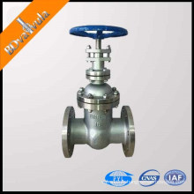 Vanne de vanne API 6D Classe 600 Vanne de vanne 316L en acier inoxydable DN100