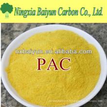28% -30% polymérique inorganique pac Chlorure de polyaluminium en poudre