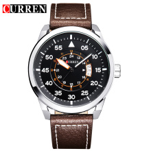 Classic Business Date Quartz Watches For Men