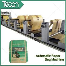 Alta velocidad y máquina de hacer papel Kraft automática completa