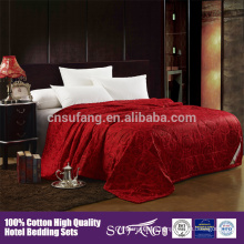 Factory Manufacture Wedding Beautiful Design Cheap Quilts