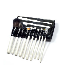 10 Pieces New Style High Quality Cosmetic Brush Set Makeup Brush