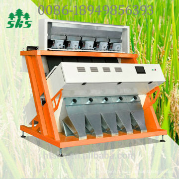 Meilleure qualité, vente à chaud, très loué, trieurs de couleurs de travail avec technologie importée