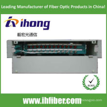 19 inch rack mounted ODF odf fiber optic distribution tray