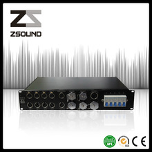 Zsound Tcd-4 Professional Audio Loudspeaker Stage Box