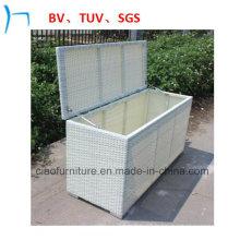 Boîte de coussin imperméable extérieur étanche en rotin (CF831)