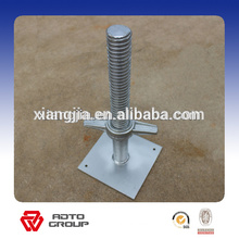 Supplier & Manufacturer of Scaffolding solid worm gear screw jack