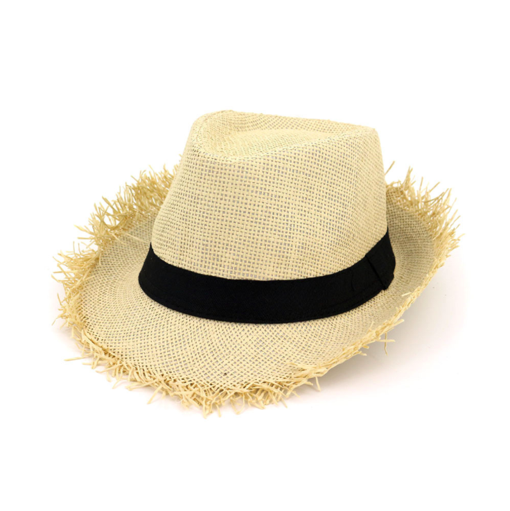 2019 Fashion Custom Women Beach Hats Foldable 1