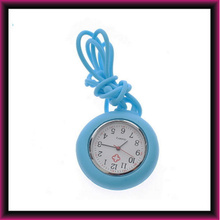 China Thin String Strap Watch Silicone Nurses Watches for Sale Factory Price
