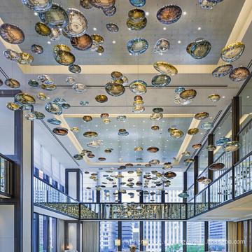 Роскошные люстры Ball Hotel Project Led Light