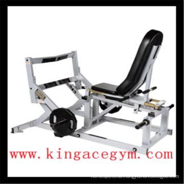 Fitnessgerät-Turnhallen-Ausrüstung Handels-Super horizontales Kalb