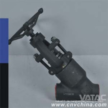 Cast & Forged Y Typ Globe Valve (J56)
