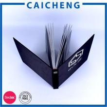 Hohe Qualität Nähen Bindung billig Hardcover Buchdruck