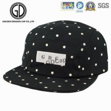 2016 alta qualidade moda Japão DOT preto Snapback campista Cap