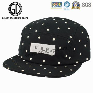 Gorra de camionero Snapback de 2016 de alta calidad de la moda de Japón DOT negro