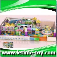 Indoor playground 's plastic toy