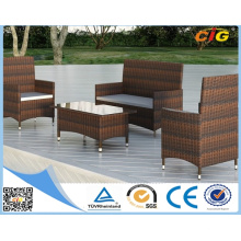 Popular Different PE Rattan Garden Furniture