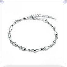 Pulsera de moda joyería de cristal 925 joyas de plata esterlina (SL0012)