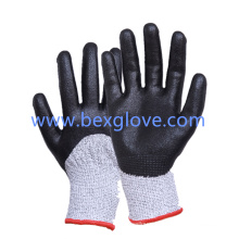 13 Gauge Anti-Cut Liner Work Glove, Cut Resistance up to Level 5, Hppe / Glass Fibre / Spandex / Nylon,