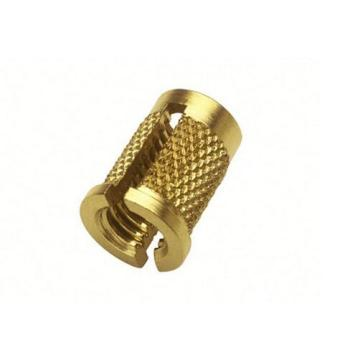 Stainless Steel Knurled Screw Cap Lock Nut