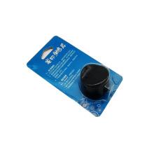 Custom PVC Edgefold Trapped Blister Toys Card Pack