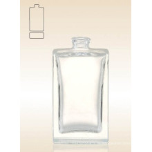 Botella de perfume de vidrio de 30 ml con tapas