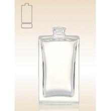 Frasco de Perfume de Vidro 30ml com Tampas