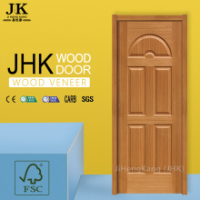 JHK Engineered Cherry Moulded Wood Door